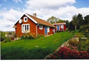 Backgården